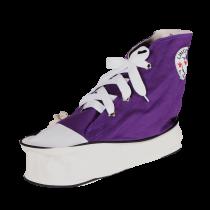 Sneaker Bag (purple, solid)