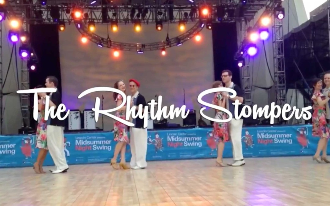 Rhythm Stompers showcase Hula Lolo