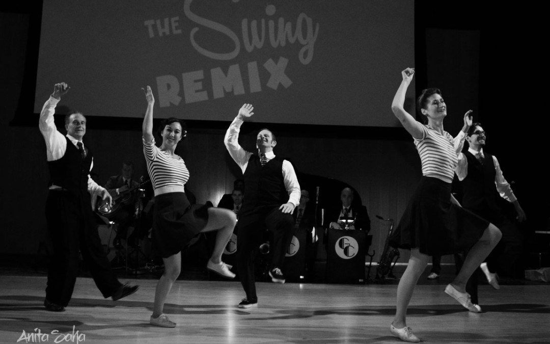 Rhythm Stompers at Swing Remix