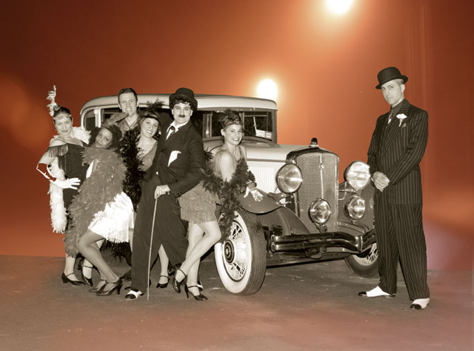 Vintage Roaring 1920s Private Event