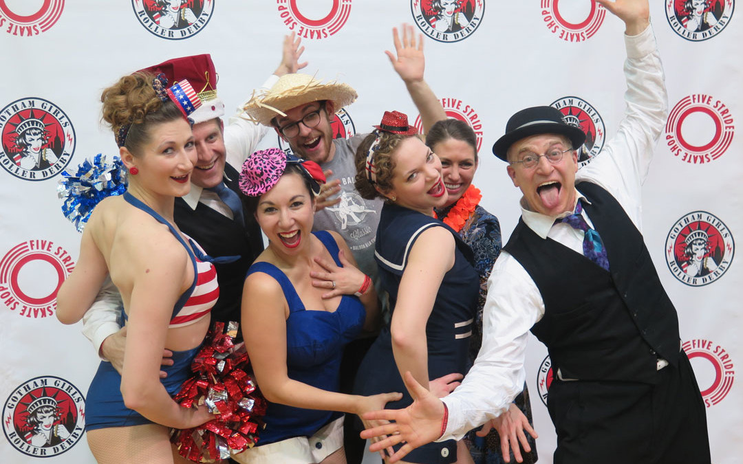 Gotham Girls Roller Derby showcase