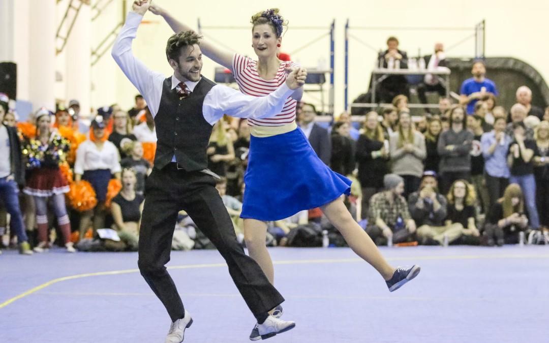 Dance Couple Shot