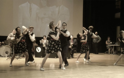 Electro Swing with The Rhythm Stompers (click for video)