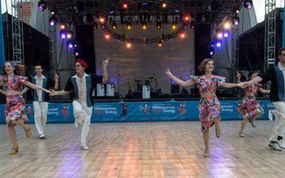 Midsummer Night Swing, July 13!