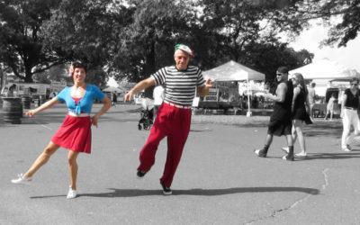 Italian Festival at Monmouth Park, Sat Aug 4!