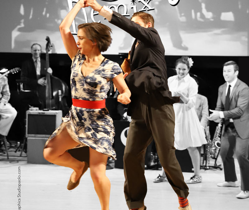 Swing Remix Dance Party OCT 20th Don't Miss it!