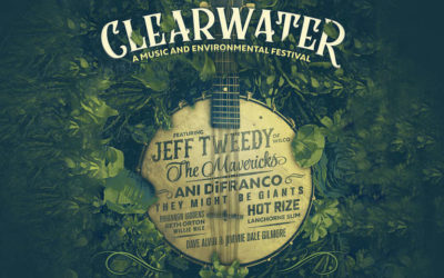 Swing at the Clearwater Festival, June 17!