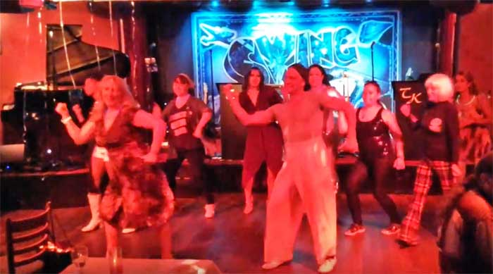 Night Fever at Swing 46