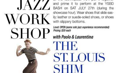 Dance Workshop   St Louis Shim Sham