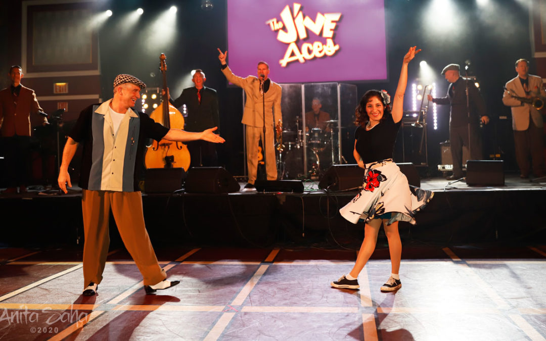 Dancing with Jive Aces
