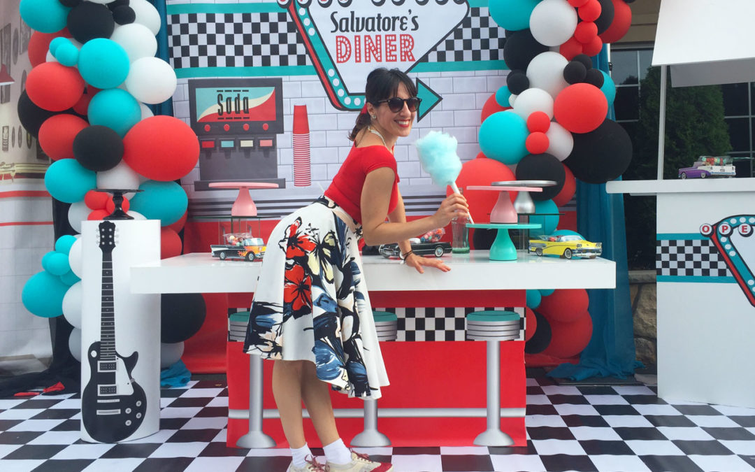 Salvatore's Diner pt 2